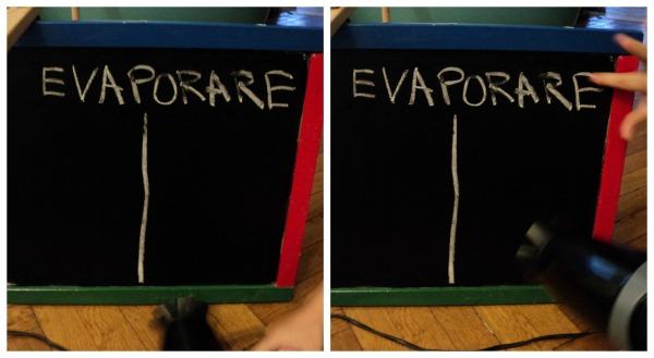 evaporare